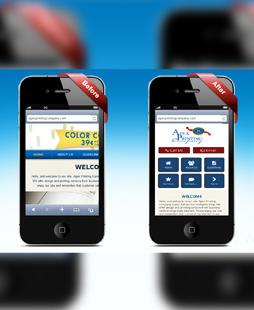 Apex Printing Company (Mobile Site)