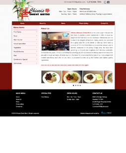 Chinois Orient Bistro