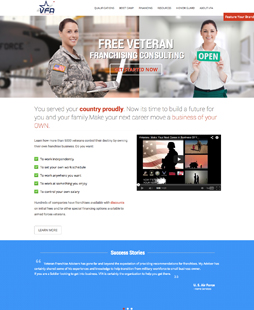 Veteran Franchise Advisers, LLC
